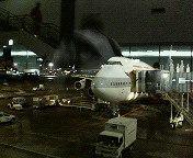 さみしい空港