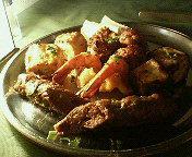 タンドール料理 カイバル